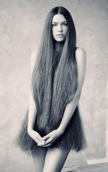 Елизавета Голованова - русская Рапунцель. фото