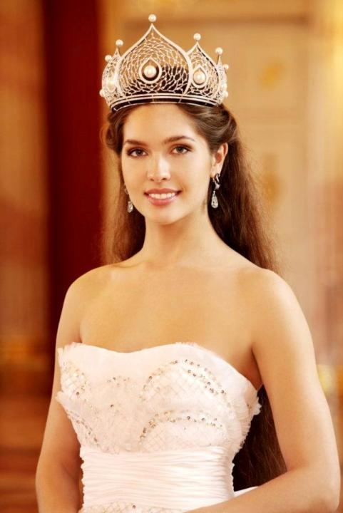 Участница конкурса Мисс мира Елизавета Голованова (Россия). фото