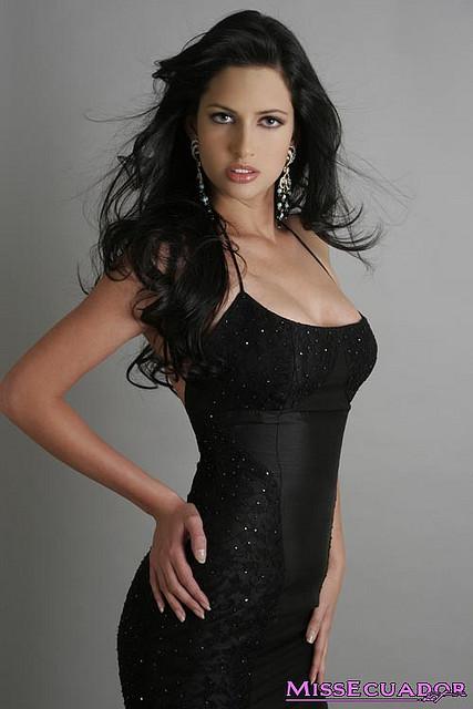 Самые красивые латиноамериканки: эквадорка Ребека Флорес. Фото