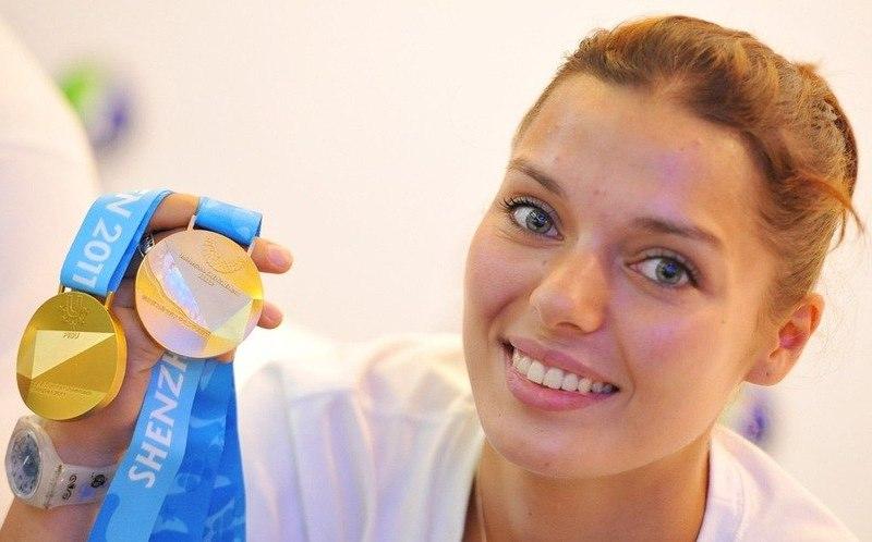 Камилла Гафурзянова - российская фехтовальщица, серебряный призер Олимпийских игр в Лондоне. фото