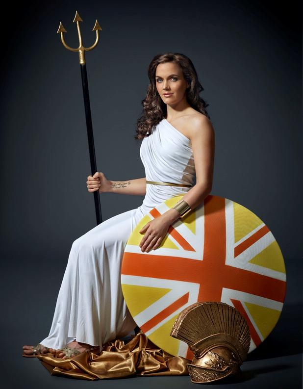 Виктория Пендлтон, красивая британская велосипедистка, олимпийская чемпионка Пекина. Фото