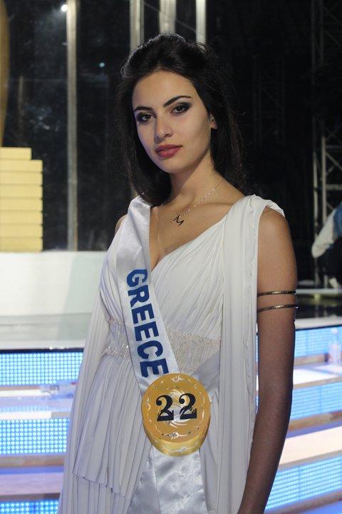 самая красивая современная гречанка Мария Цагараки. Фото / Μαρία Τσαγκαράκη