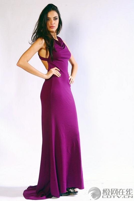 Участница Мисс мира 2012 Мария Цагараки (Греция). Фото / Μαρία Τσαγκαράκη