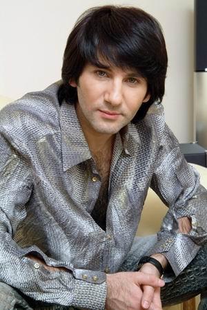 красивый армянин Авраам Ипджиян (Авраам Руссо). Фото