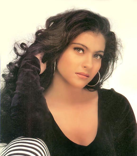 индийская актриса Каджол. Фото