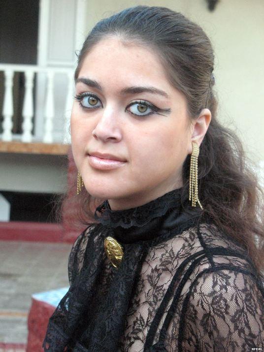 Самые красивые таджички - Это интересно - Шняги.Нет