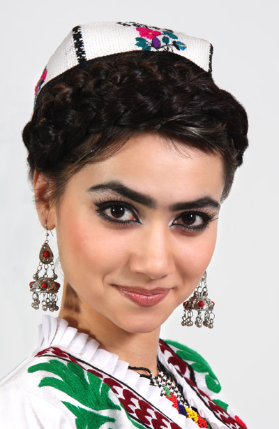 красивая таджичка Тутинисо Аллаева, Мисс Ариана 2009. Фото