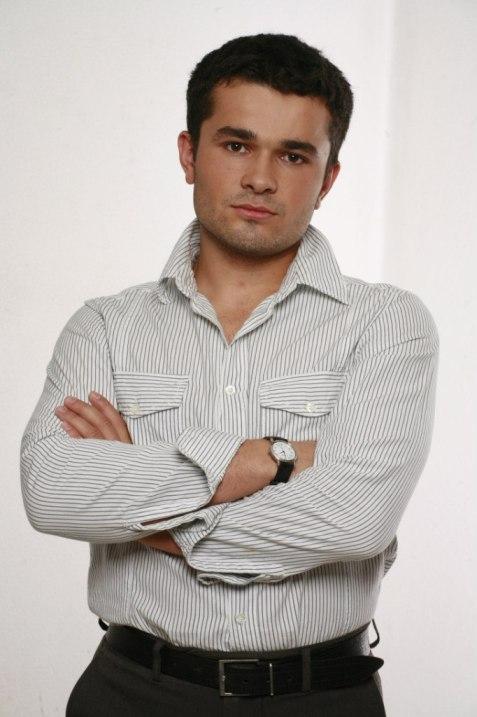 Алмаз Гараев - ведущий программы Яшьләр тукталышы. фото