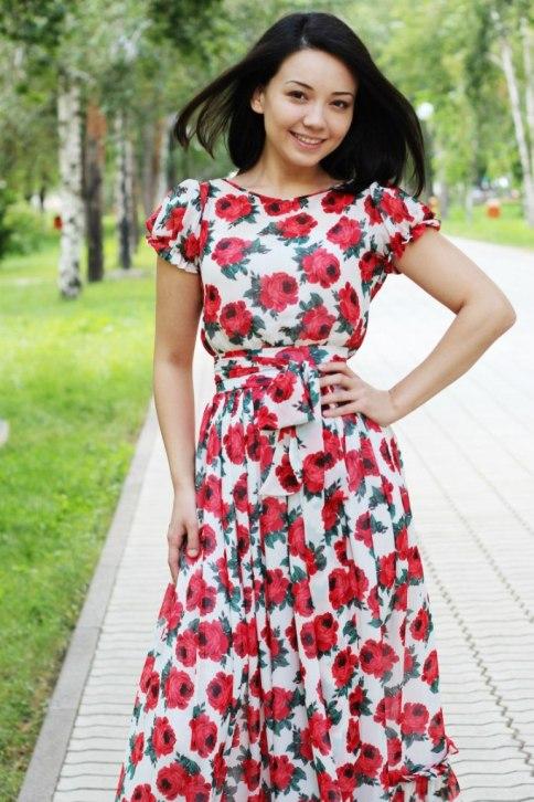 казахстанская певица Асем Жакетаева (Айлан). фото