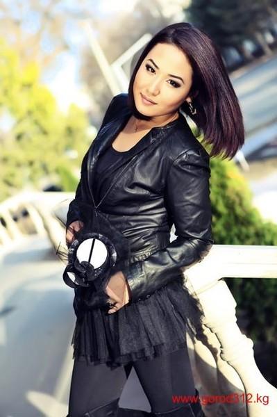 Фото киргизский девки #2
