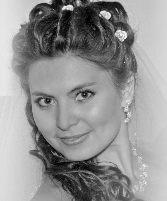Лилия Кинзябаева - телеведущая (Башкирское спутниковое телевидение)