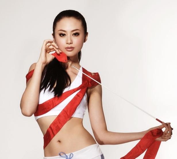 красивая девушка-китаянка Дай Фэйфэй / Dai Fei Fei. фото