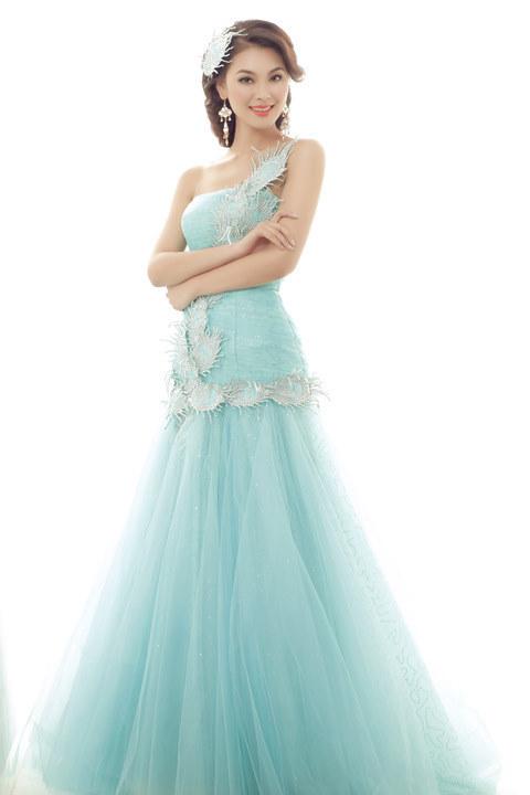 самые красивые китаянки: Юй Вэнься / Yu Wenxia, Мисс мира 2012