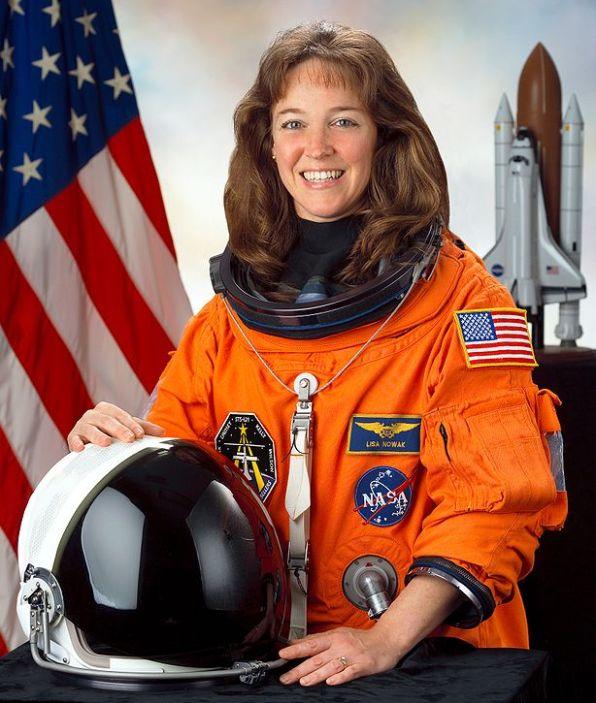 астронавт Лиза Новак / Lisa Nowak