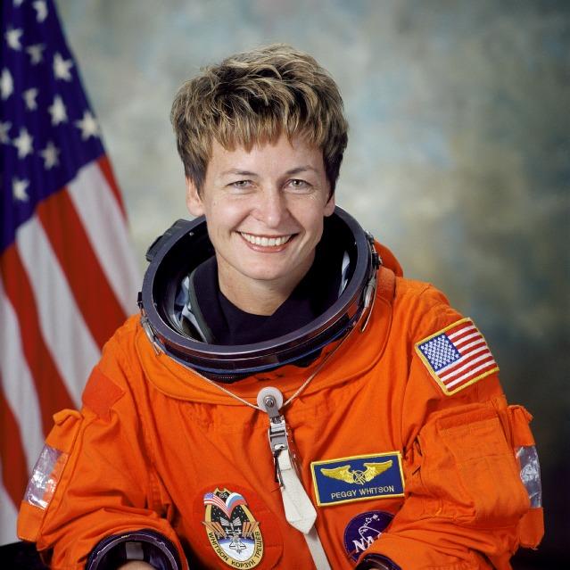 39-я женщина-космонавт Пегги Уитсон / Peggy Whitson