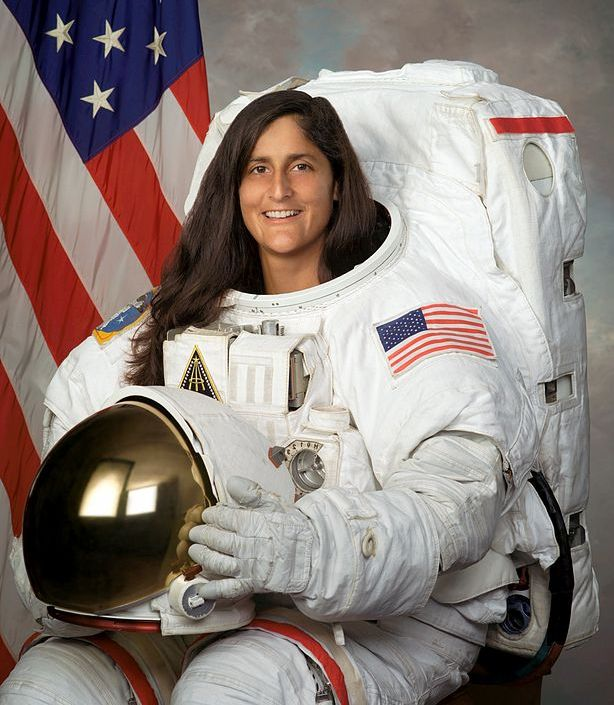 Сунита Уильямс / Sunita Williams