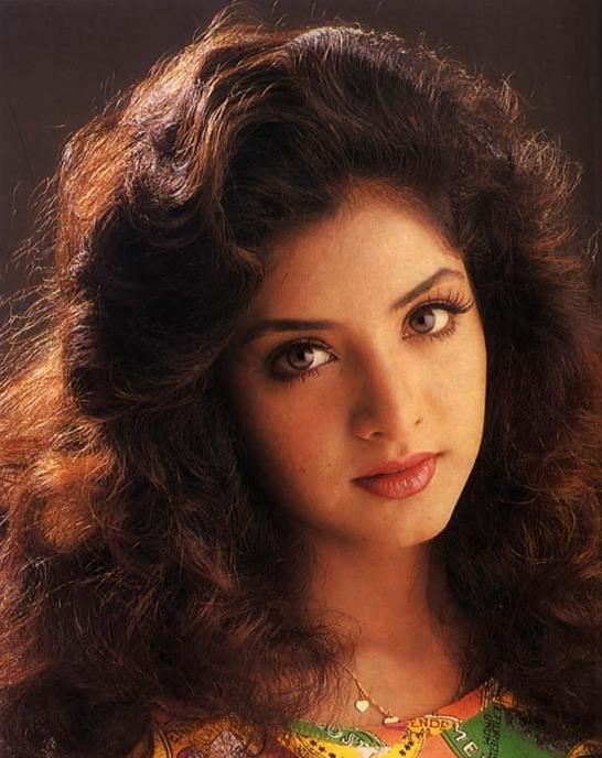 индийская актриса Дивья Бхарти. фото / Divya Bharti