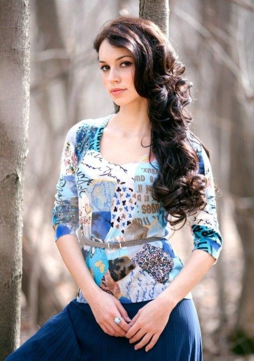 Элина Киреева, Краса России 2012. фото