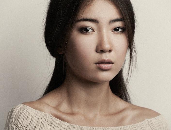 Чынара Пратова - модель, победительница конкурса красоты Кыргыз Сулуусу 2011. фото