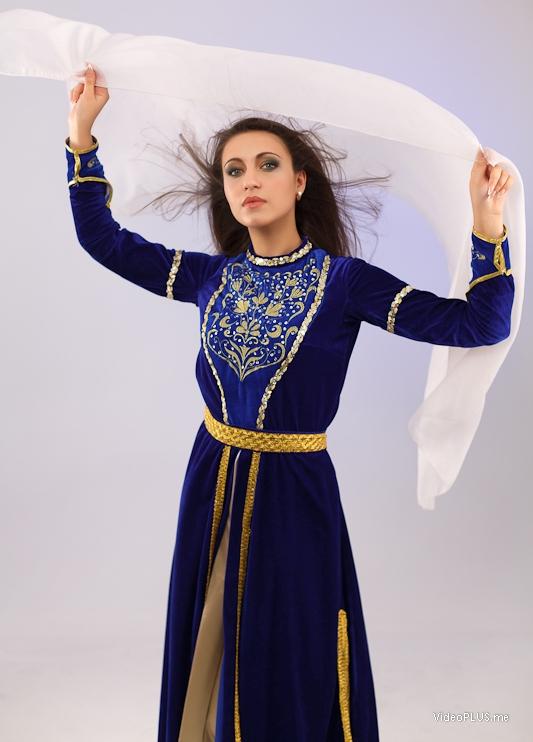 Алие Фаткулина - финалистка конкурса Крымская красавица 2011