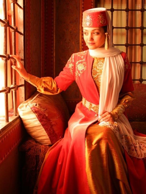 красивая крымская татарка Алие Якубова (Хаджабадинова). фото