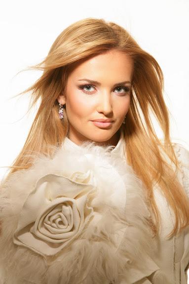 Алена Щербань - модель, Первая вице-Мисс Украина 2000. фото