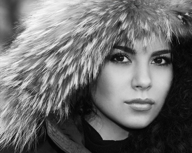 красивая украинка Настя Каменских. фото