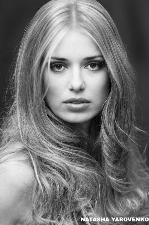 красивые украинки: Наташа Яровенко. фото