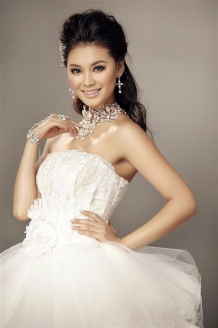 Юй Вэнься / Yu Wenxia (Китай) - победительница Мисс мира 2012. фото