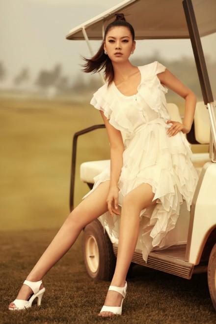 китаняка Юй Вэнься / Yu Wenxia - победительница Мисс мира 2012. фото