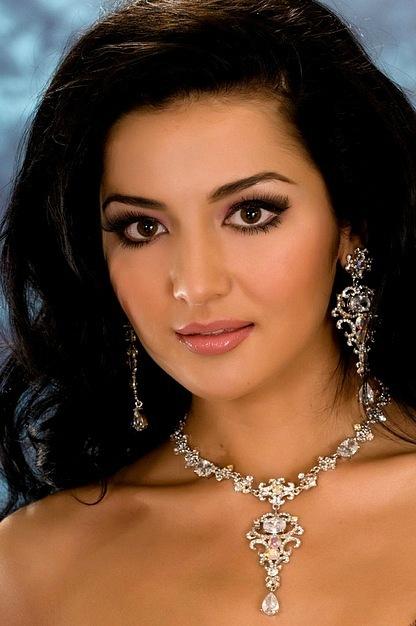 Альфина Насырова - Мисс Казахстан 2007. фото