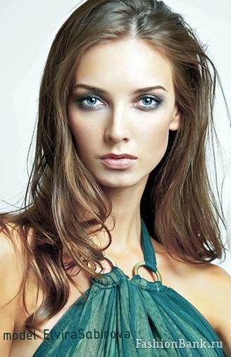 Эльвира Сабирова - модель. фото