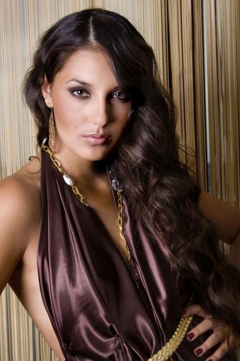 Алина Шакирзянова - модель, 2-я вице-Мисс Татарстан 2008