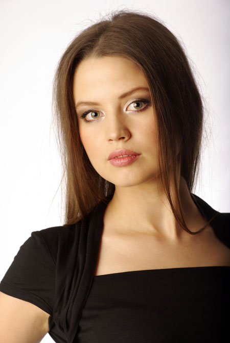 Венера Сибгатуллина (Набережные Челны) - финалистка конкурса Мисс Россия 2009
