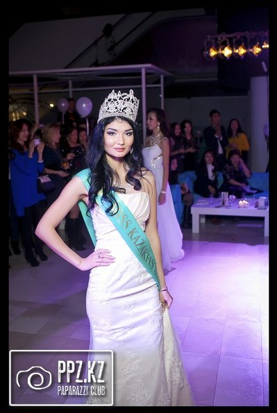 Жазира Нуримбетова, Мисс Казахстан 2012. фото