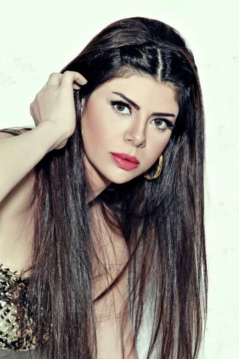 Amira Fathy - египетская певица. фото