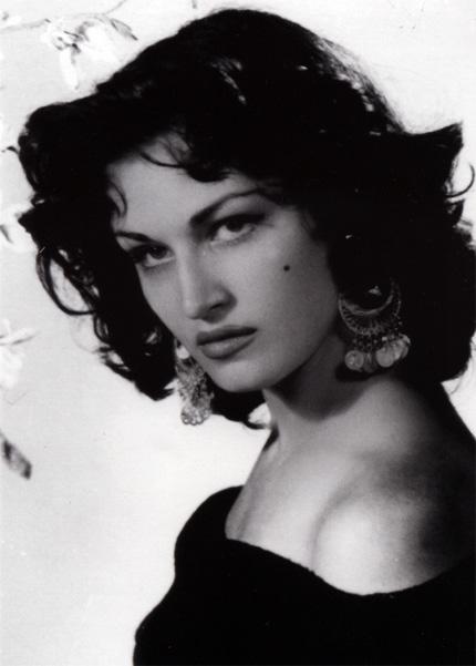 египтянка Далида. фото
