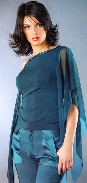 Heba El-Sisy - Мисс Египет 2004. фото