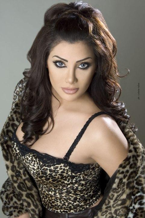 сексуальная египтянка - певица Jeny. фото