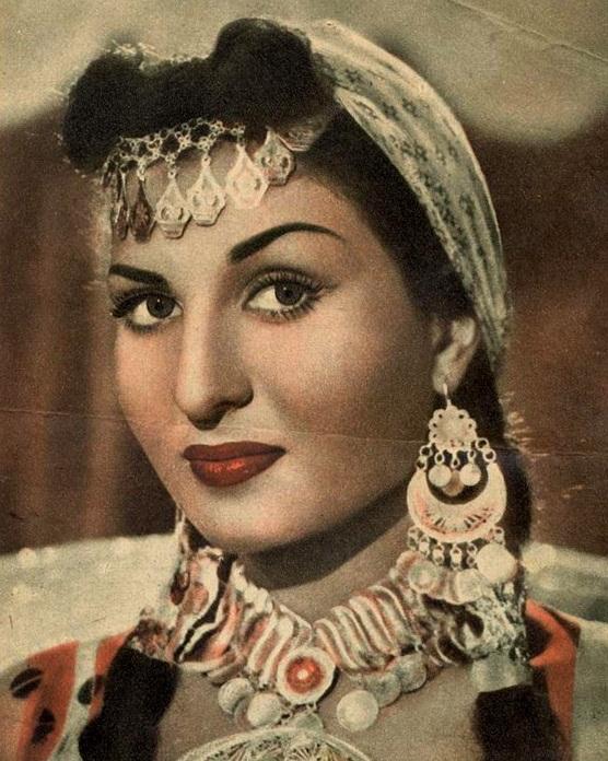 Naima Akef - египетская актриса и исполнительница танца живота. фото