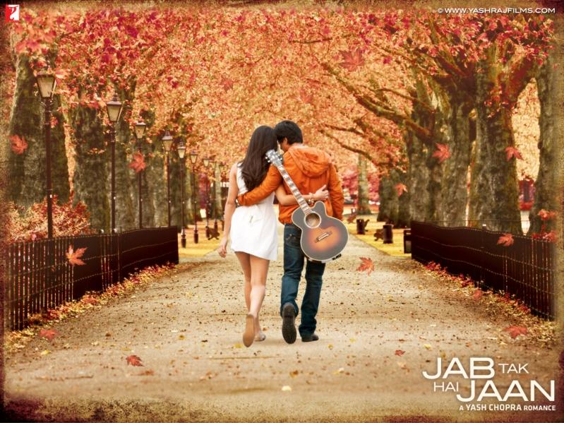 индийский фильм Пока я жив: Шахрукх Кхан и Катрина Каиф. фото