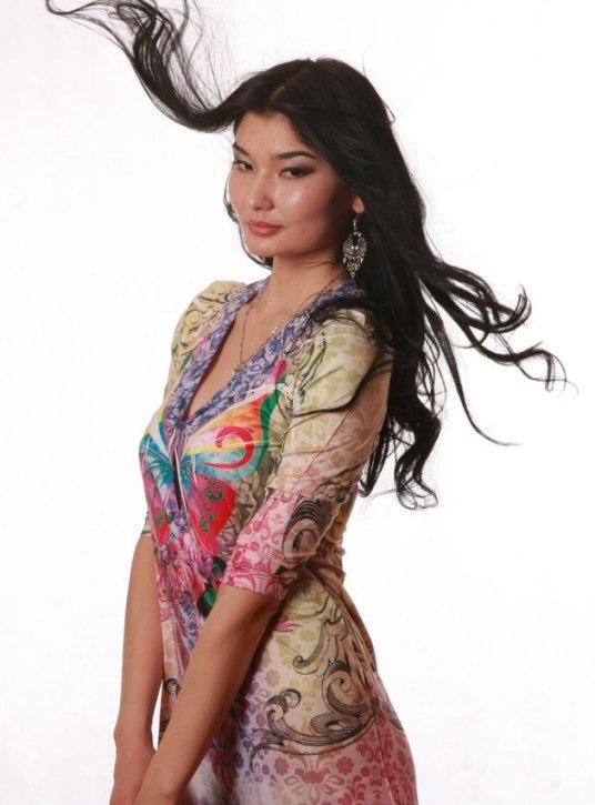 Жазира Нуримбетова (Шымкент), Мисс Казахстан 2012. фото