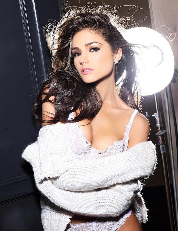 Оливия Калпо (США), участница Мисс Вселенная 2012. фото