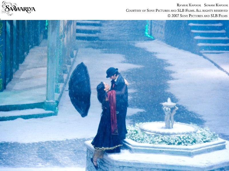 Индийский фильм Возлюбленная / Saawariya (2007) смотреть онлайн бесплатно без регистрации