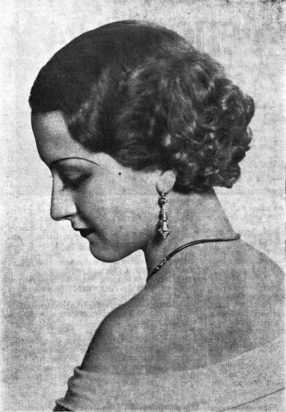 Мисс Россия 1934 Екатерина Антонова. фото