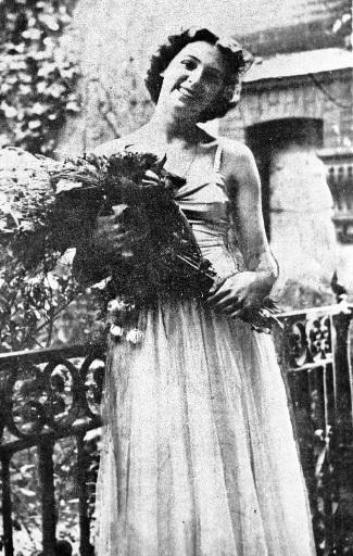 Мисс Россия 1939 Ирина Бородулина. фото