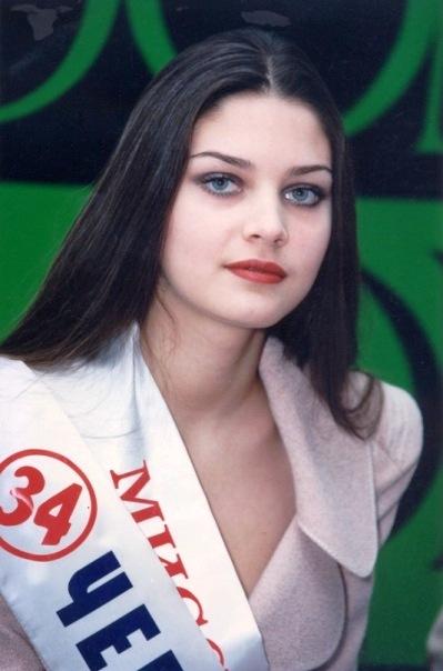Александра Петрова, Мисс Россия 1996 фото