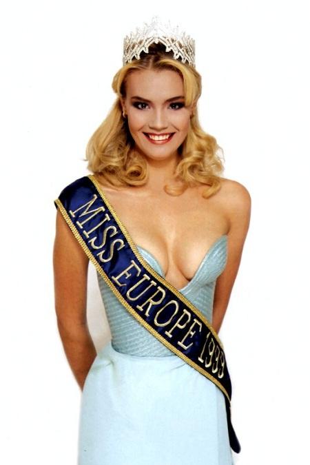 Елена Рогожина Мисс Россия 1997, Мисс Европа 1999. фото