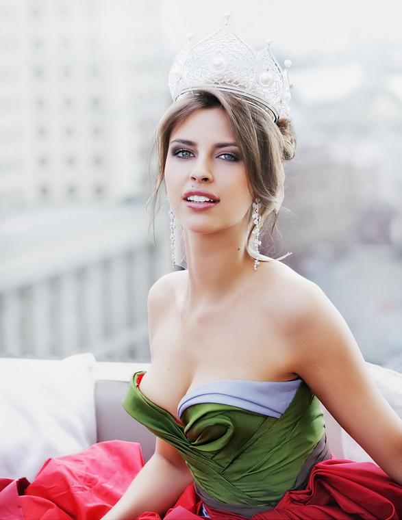 Наталья Гантимурова Мисс Россия 2011