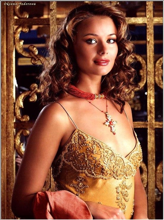 Оксана Федорова Мисс Россия 2001, Мисс Вселенная 2002. фото